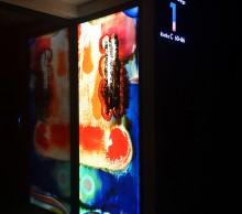 Ekran rozświetlający wydruk
